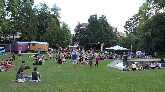 Stadt Bern sorgt für mehr Begegnungszonen