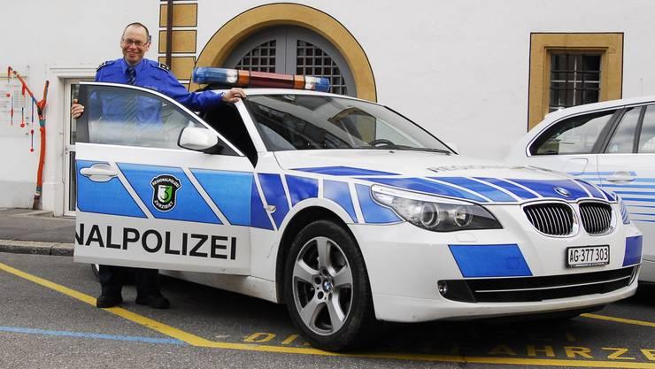 Die Regionalpolizeien im Aargau haben ein Nachwuchsproblem. Bild der Repol Zurzibiet.