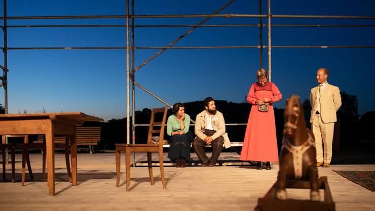 Theater aber auch andere Kulturbetriebe leiden frappant unter der Coronakrise. (Symbolbild)