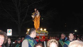 25. San Giuseppe-Fest in Laufenburg