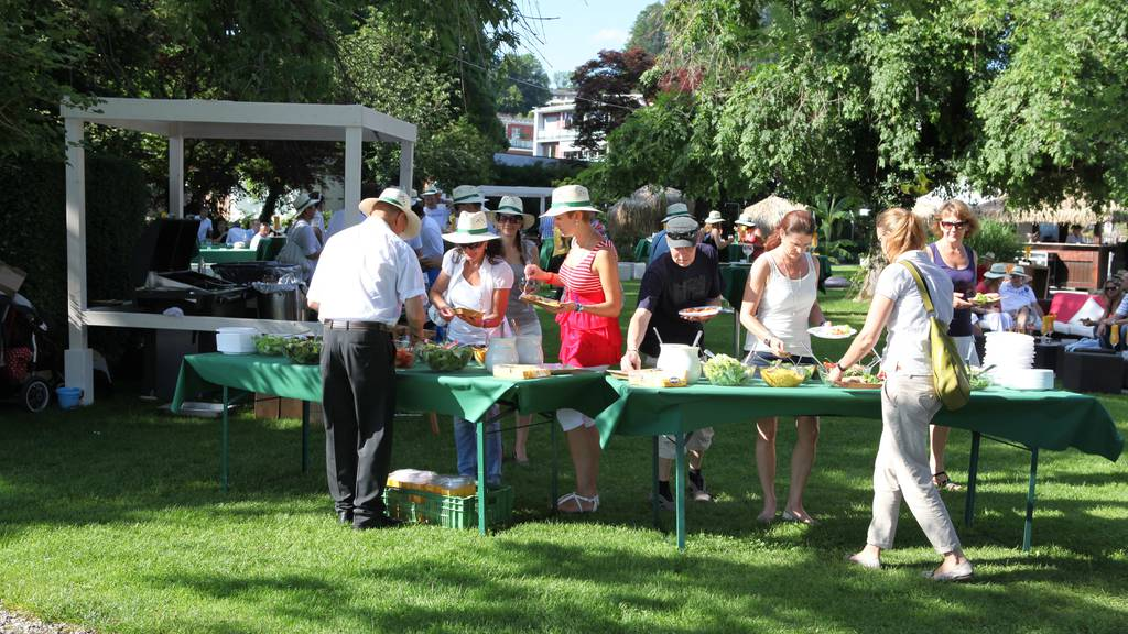 Haftung bei Sommerpartys