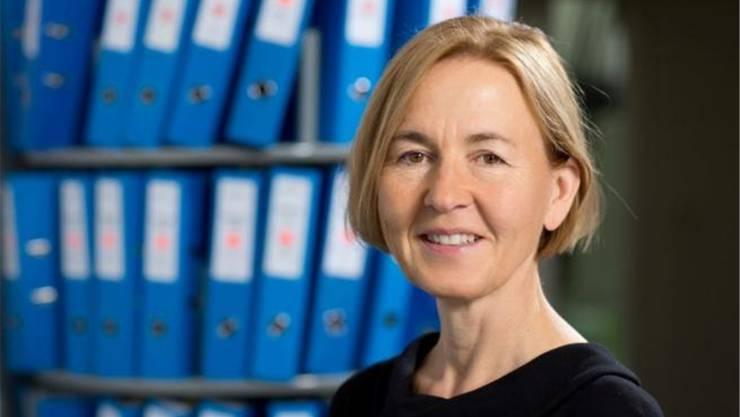 Susanne Schaffner.