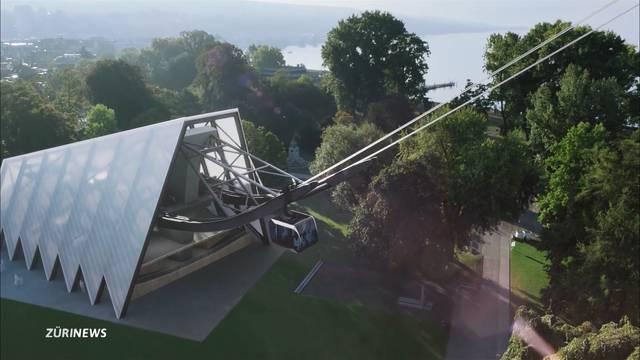ZKB-Seilbahn: VCS Zürich erhebt Einspruch