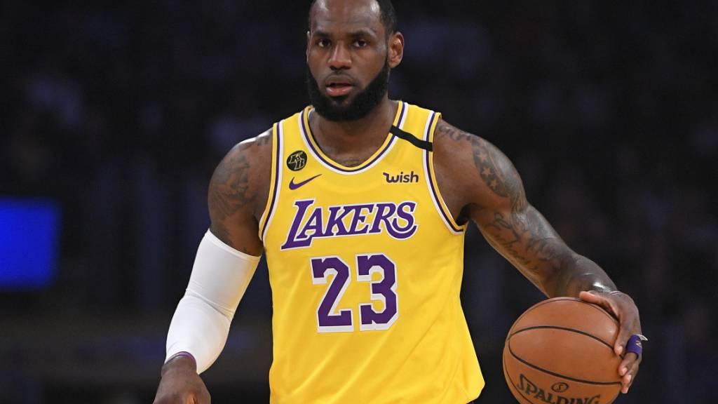 NBA setzt laut Medienberichten Saison mit 22 Teams fort