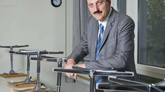 Lehrerpräsident Beat Zemp (Archiv)