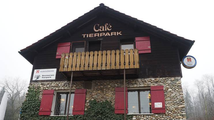 Das Tierpark-Café ist unter neuer Leitung