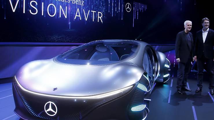 China ist der grösste Automarkt der Welt und auch für Konzerne wie Volkswagen, Daimler sowie BMW der mit Abstand bedeutendste Einzelmarkt. (Symbolbild)