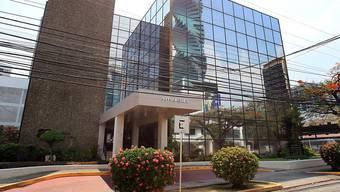 Der Geschäftssitz der Anwaltsfirma Mossack Fonseca, deren Daten über die Besitzer von Briefkastenfirmen Dutzenden Medien zugespielt wurden.