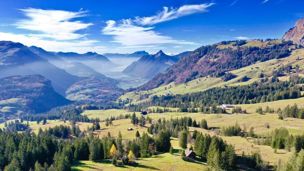 7 schöne Velotouren durch die Zentralschweiz