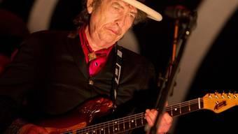 Altmeister Bob Dylan bei seinem Auftritt in Vietnam