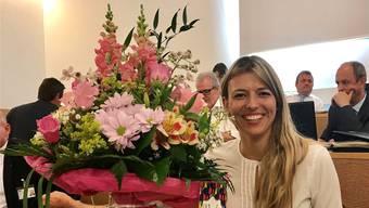 Karin Bertschi sagte der Politik Adieu
