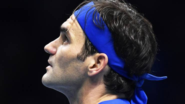 Roger Federer steuert auf eine ungewisse Zukunft zu.
