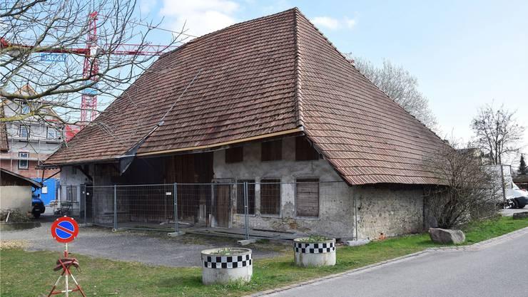 Das Dahlihaus soll erhalten und restauriert werden.
