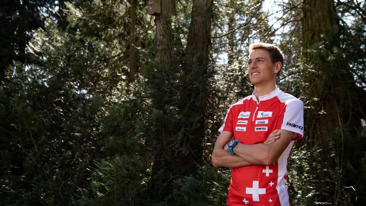 Matthias Kyburz ist mehrfacher Welt- und Europameister.