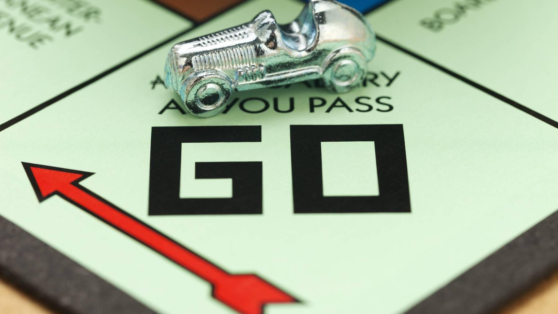 Geld sammeln nützt dich beim Millenial Monopoly nichts.