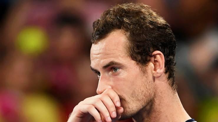 Kehrt Andy Murray nochmals auf die Tennisbühne zurück?