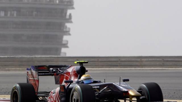 Sébastien Buemi fuhr in Barcelona auf die Trainingsränge 18 und 9