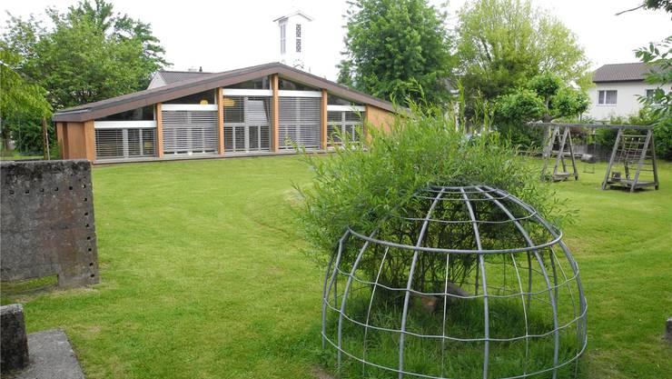 Der Kindergarten Vogtsmatt ist sanierungsbedürftig und soll mit dem Kindergarten Dürrenbächli zusammengelegt werde. mf