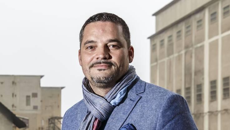 Andreas Campi, Leiter Entwicklungen bei Halter Immobilien, die das Attisholz-Areal kürzlich gekauft haben