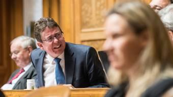 Muss SVP-Präsident Albert Rösti im Oktober 2019 eine Niederlage erklären?  (Key)
