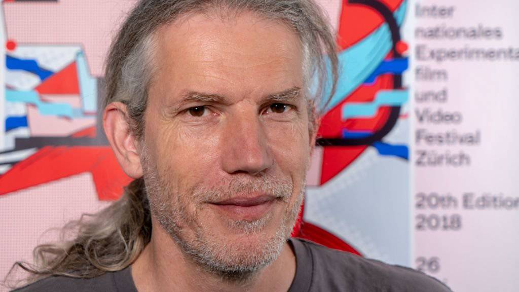 Patrick Huber leitet seit 20 Jahre das Experimentalfilmfestival Videoex in Zürich. Die Jubiläumsausgabe findet vom 26. Mai bis 3. Juni 2018 statt.