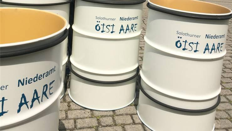 «Öisi Aare / Solothurner Niederamt» soll erste Ansätze gegen die Probleme mit Abfall und Wildparkieren verfolgen.