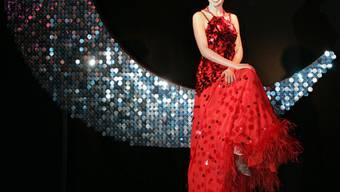 Die australische Künstlerin Kylie Minogue ist bereits im Wachsfigurenkabinett in London vertreten (Archiv)