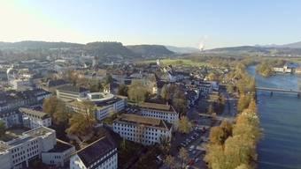 Portrait über Aarau, entstanden im Rahmen des Moduls Audio im Studiengang Multimedia Production an der HTW Chur.