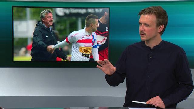 «Ich haue einen raus: Nach dem Sieg gegen Wil gewinnt der FC Aarau in Chiasso 4:0»
