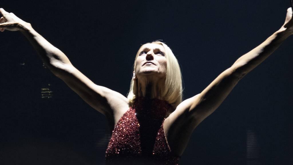 Céline Dion verschiebt ihre Schweizer Konzerte auf 2022 und 2023