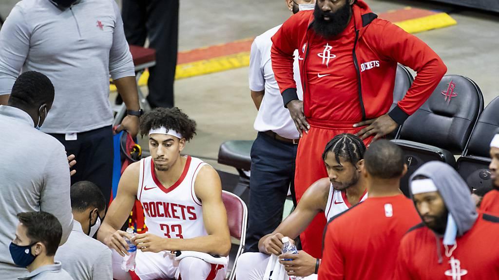 Erste Verschiebung in der NBA: Positive Tests bei Rockets