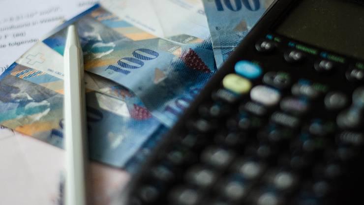 «Wie lange kann sich Gränichen diesen Steuerfuss noch leisten?» (Symbolbild)