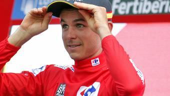 Rudy Molard bleibt einen weiteren Tag Leader der Vuelta