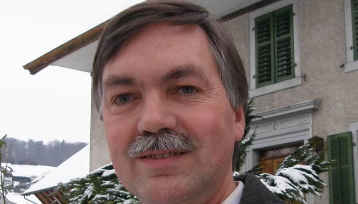 Willi Gloor, Präsident CVP Tägerig