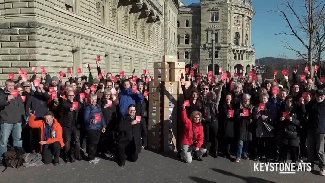 E-ID: Referendum eingereicht