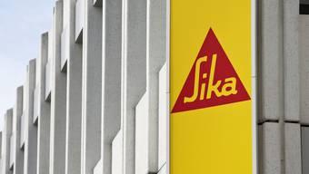 Die Sika baut den Standort in Zürich-Altstetten aus.