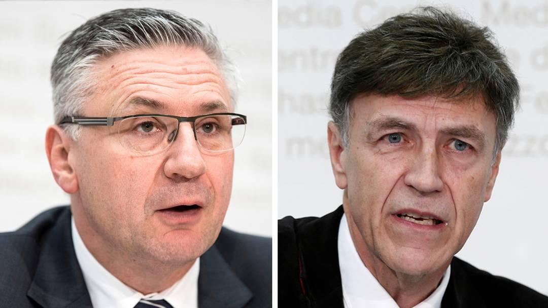 """Längeres """"Lebenslänglich"""": Luzi Stamm und Andreas Glarner reichen Vorstösse ein"""