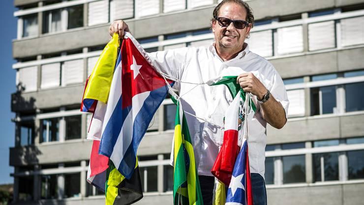 Roger Furrer, Caliente-Gründer.