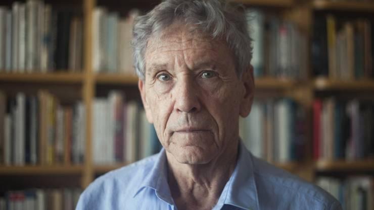 Der israelische Autor Amos Oz wird mit dem Mount Zion Award 2017 ausgezeichnet. Unterstützt wird der Preis vom Institut für Jüdisch-Christliche Forschung der Universität Luzern. (Archiv)