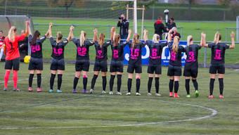 Die FC Aarau Frauen kassieren gegen Yverdon eine Klatsche.