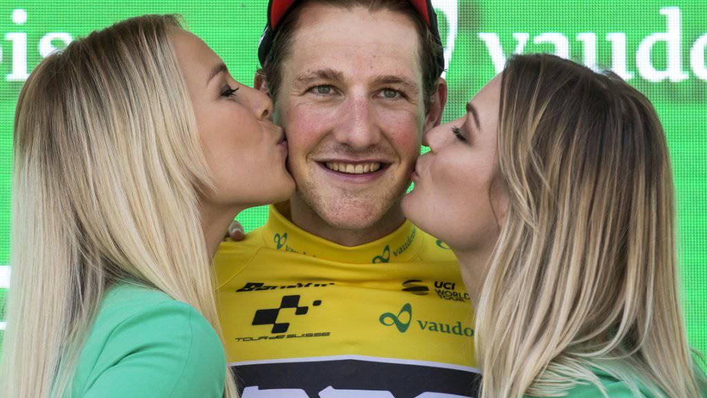 Stefan Küng ist der erste Leader der Tour de Suisse