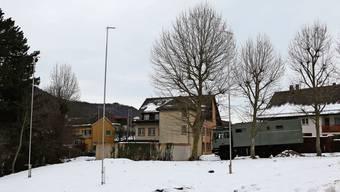 An der Maria-Theresia-Gasse in Frick sollen insgesamt 13 neue Wohnungen entstehen.