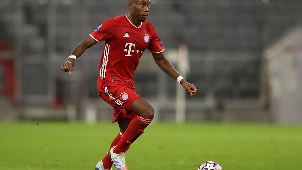 Leistungsträger mit unsicherer Zukunft bei Bayern München: David Alaba