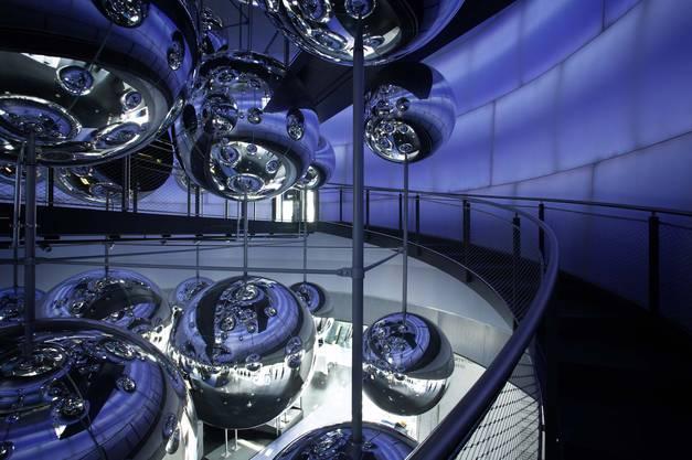 Die Ausstellung Stahlwelt