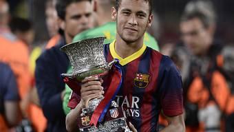 FC Barcelona holt den Supercup