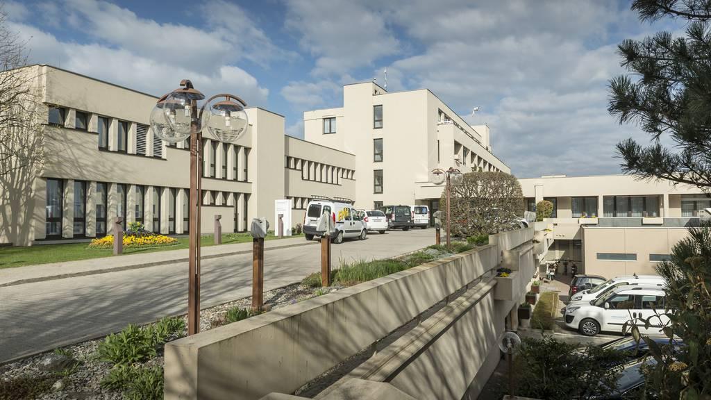 Spital im Umbruch: Die Klinik am Rosenberg in Heiden. (Archiv)