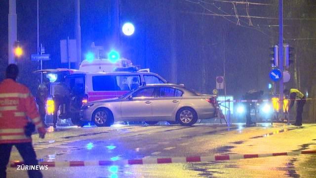 Tödliche Schüsse in Zürich-Affoltern