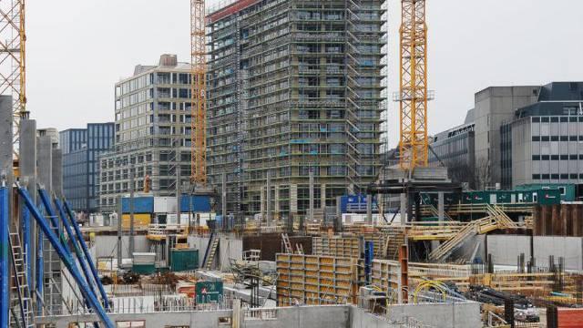 2013 zahlte Espace Real Estate 2,5 Mio. Franken Steuern. (Symbolbild)