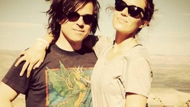 Mandy Moore und Ryan Adams in besseren Zeiten (Instagram)