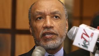 Mohamed bin Hammam erhielt die Quittung für seine Verfehlungen